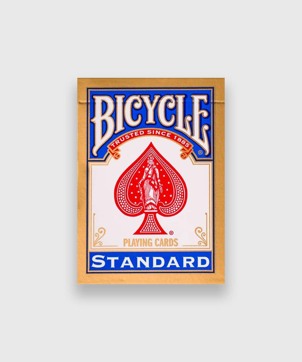Bicycle Standard Blue