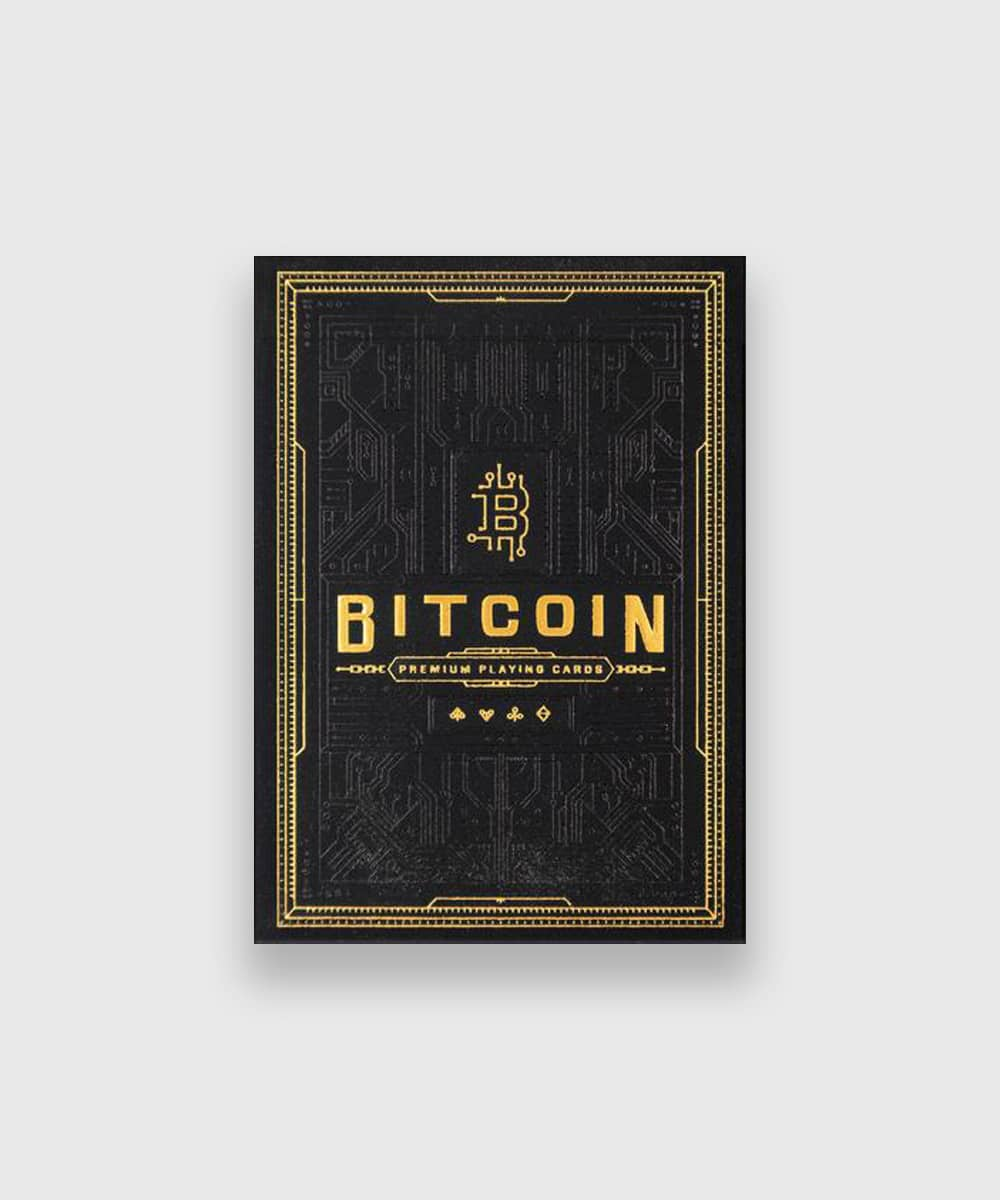 Bitcoin Playing Cards Galerie