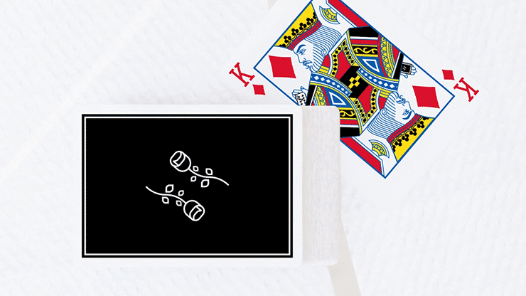 Black Roses Casino Playing Cards Alt4