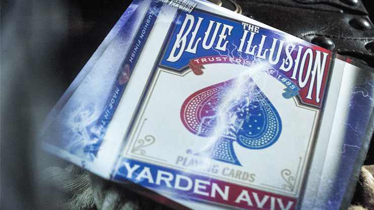 Blue Illusion by Yarden Aviv