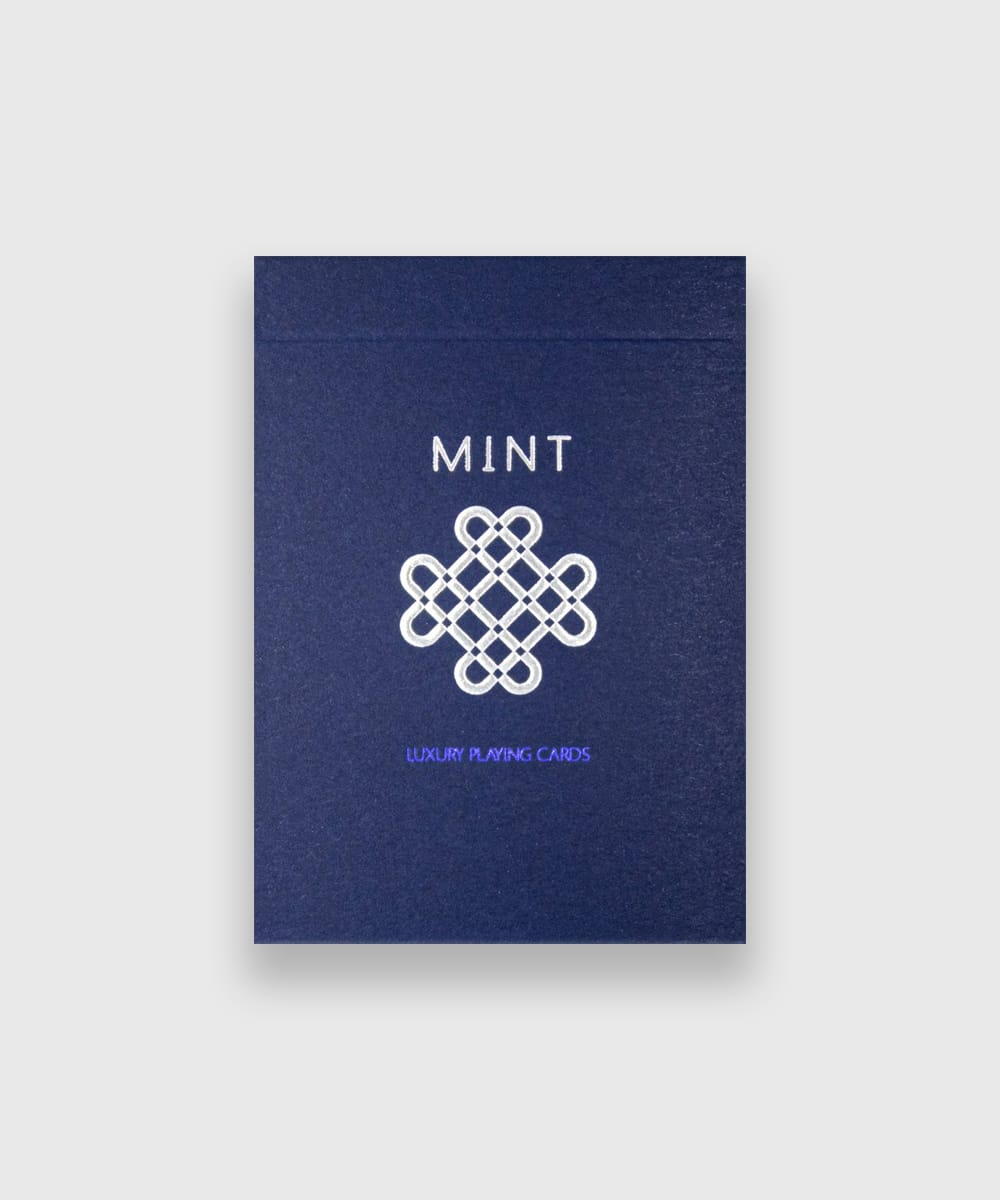 Blueberry Mint Playing Cards Galerie