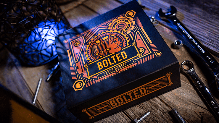 Bolted (Gimmick & Online Instructions) by Jared Manley Alt1