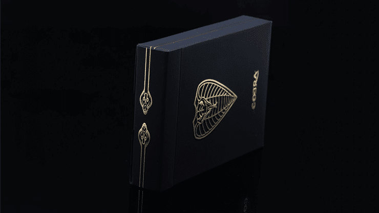 COBRA Black Edition Playing Cards Alt1