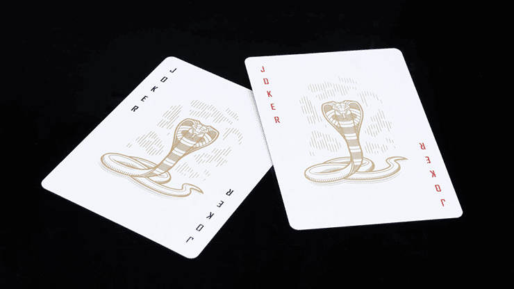 COBRA Black Edition Playing Cards Alt3