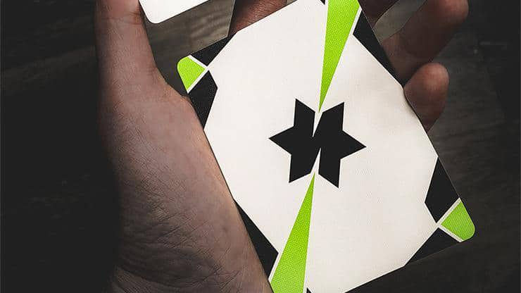 Cardistry Shuriken Playing Cards Alt2