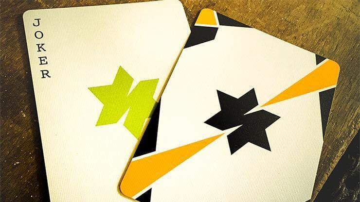 Cardistry Shuriken Playing Cards Alt3