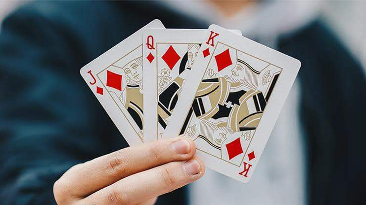 Casual V2 Playing Cards by Paul Robaia Alt6