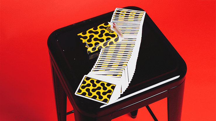 Cheetah Playing Cards by Gemini Alt5