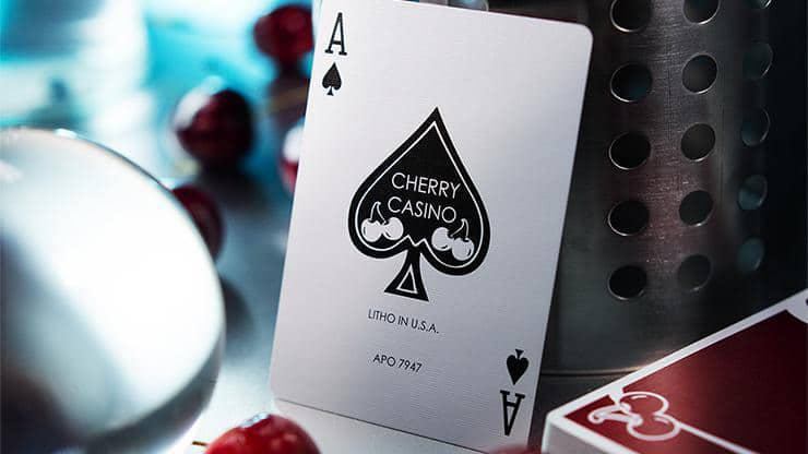 Cherry Casino Reno Red Playing Cards Alt6