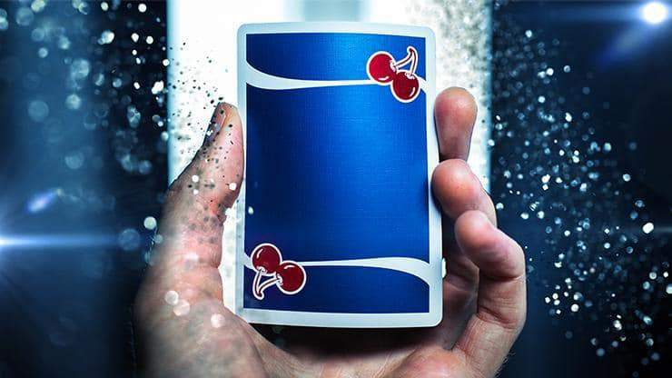 Cherry Casino Tahoe Blue Playing Cards Alt2