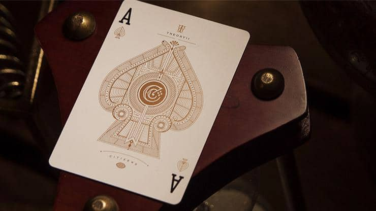 Citizens Theory11 Playing Cards Alt6