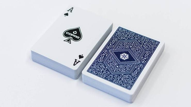 Copag 310 Playing Cards (Blue) Alt3