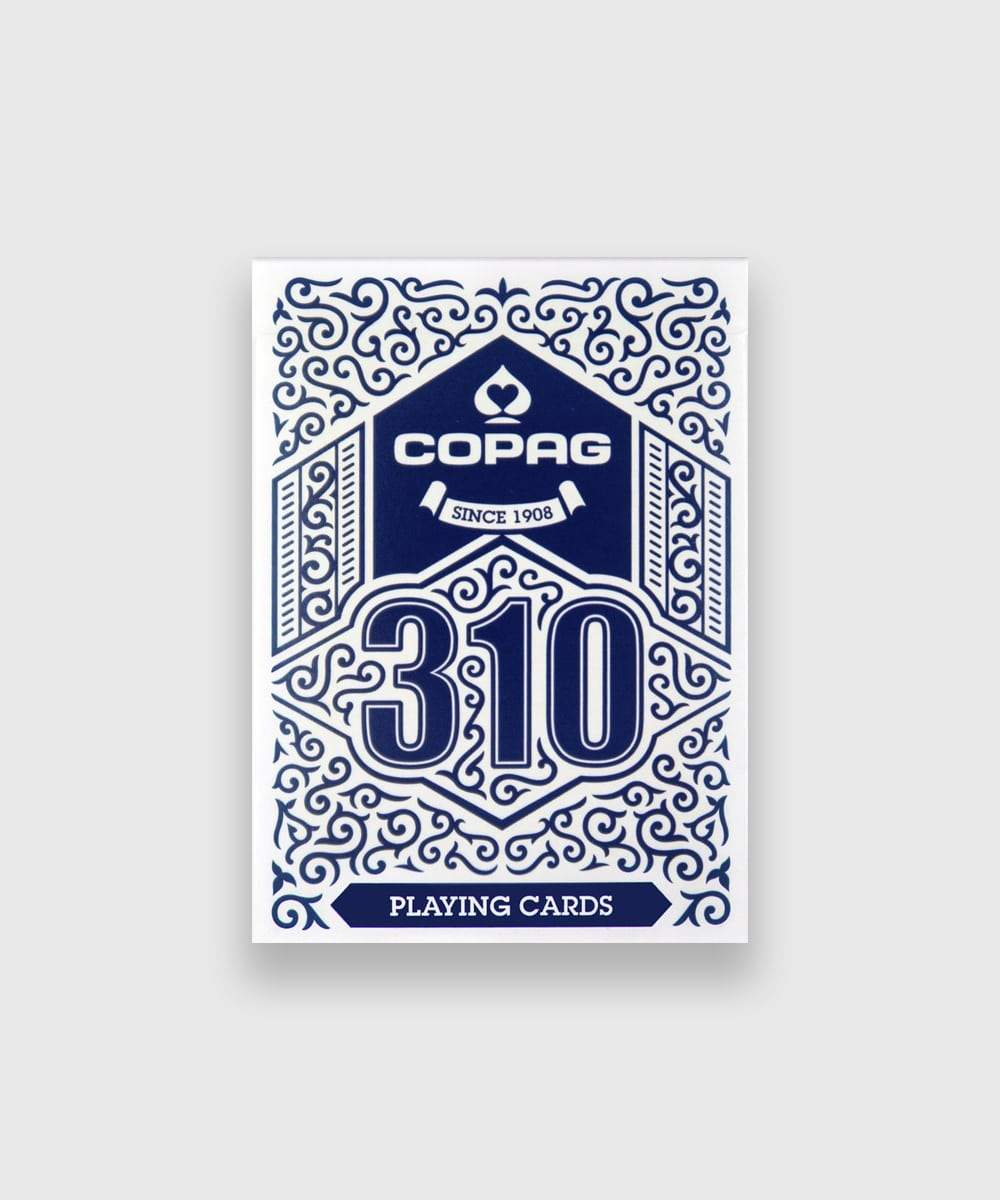 Copag 310 Blue Playing Cards Galerie