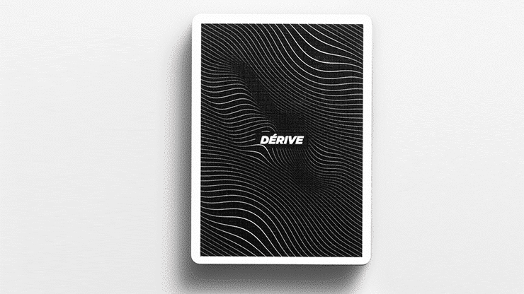DÉRIVE Playing Cards Touch