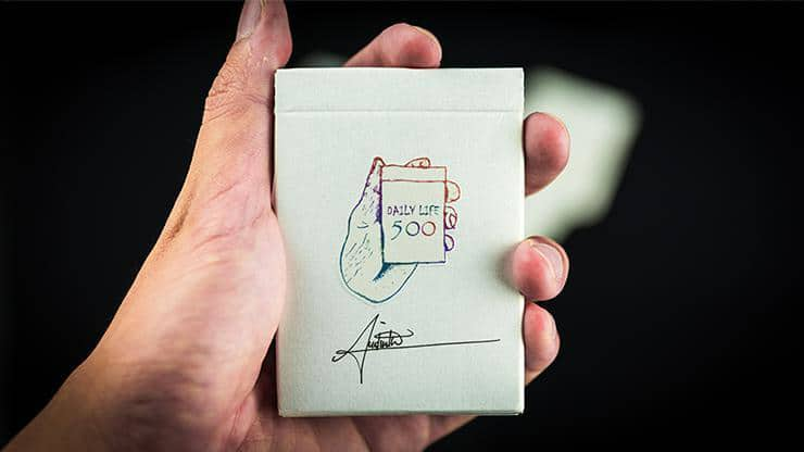 Daily Life Playing Cards Alt1