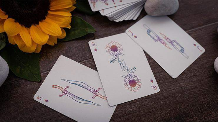 Daily Life Playing Cards Alt5