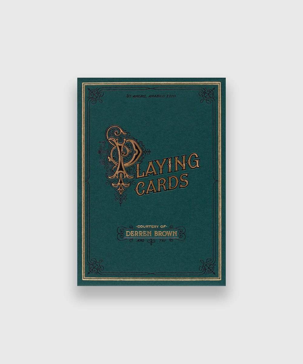 Derren Brown Playing Cards Galerie