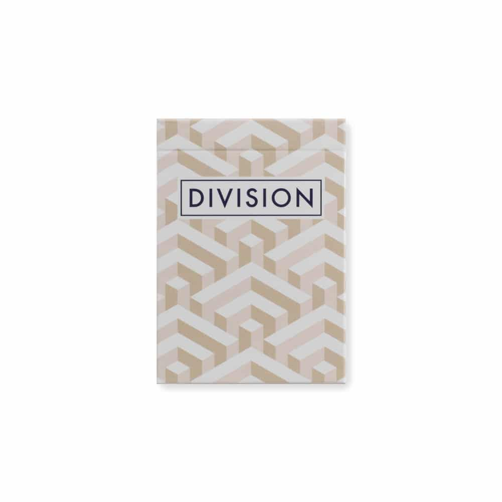 Division Playing Cards Galerie