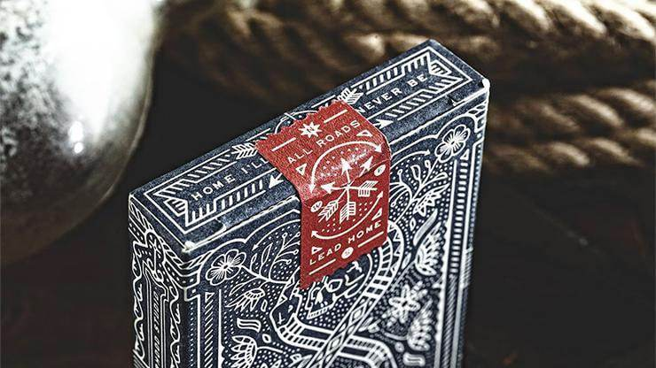Drifters Playing Cards Alt2