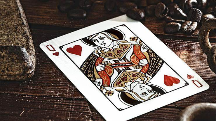 Drifters Playing Cards Alt6
