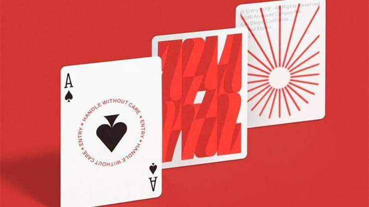 Entry Peppers Playing Cards Alt3