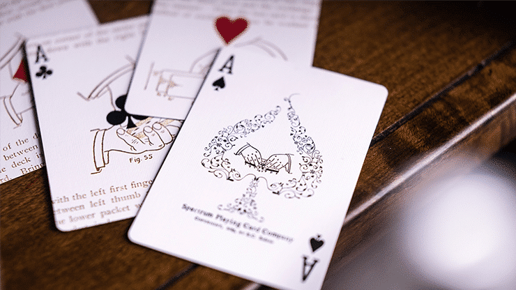 Fig. 25 Standard Edition Playing Cards by Cosmo Solano Alt4