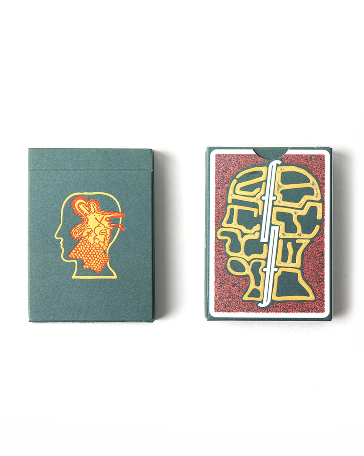 Fontaine Braindead Playing Cards Alt1