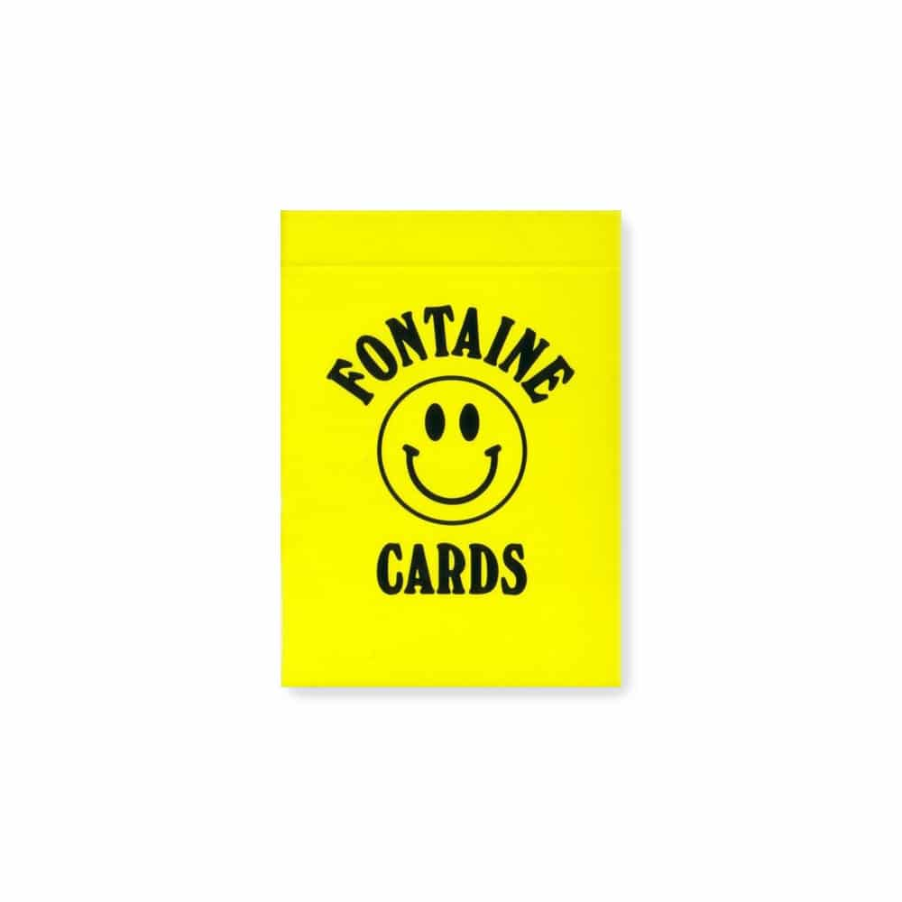 Fontaine Chinatown Market Playing Cards