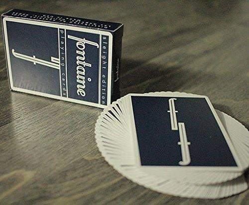 Fontaine Sleight Edition Playing Cards Alt7