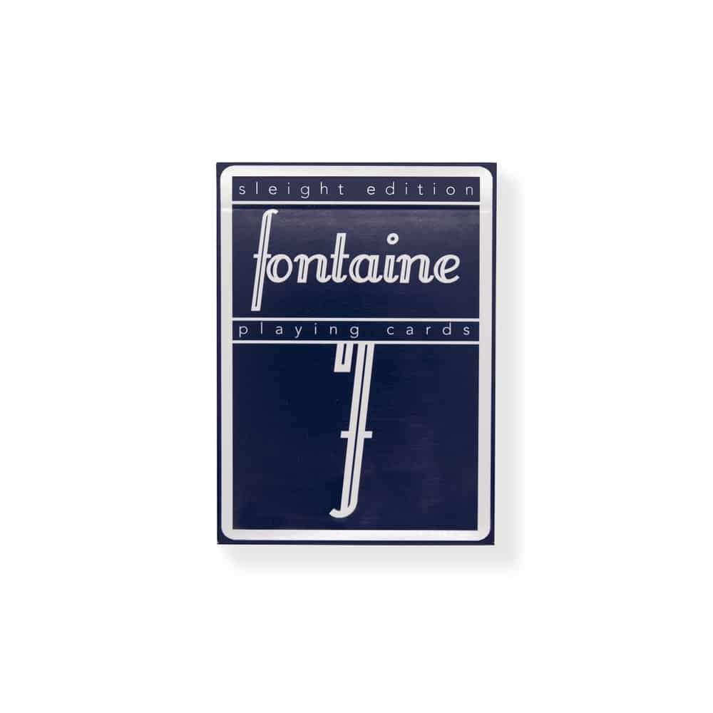 Fontaine Sleight Edition Playing Cards