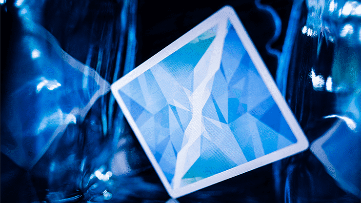 Frozen Art of Cardistry Playing Cards by Bocopo Alt2