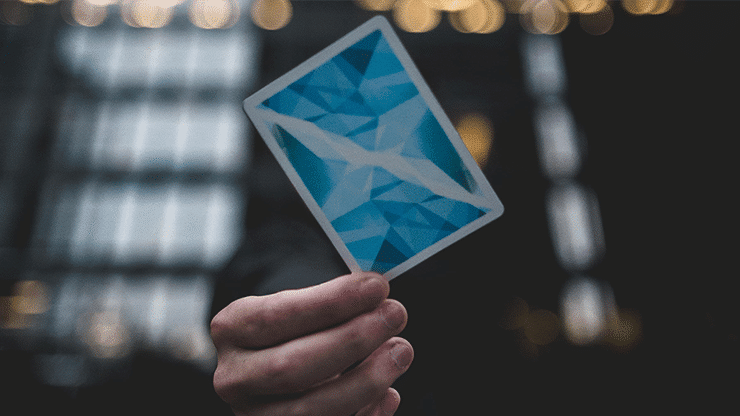 Frozen Art of Cardistry Playing Cards by Bocopo Alt3
