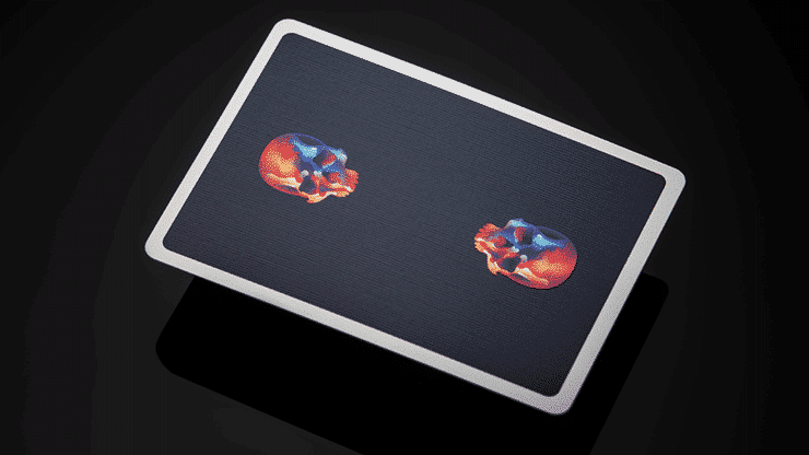 Furious Skull Playing Cards by Riffle Shuffle alt 5