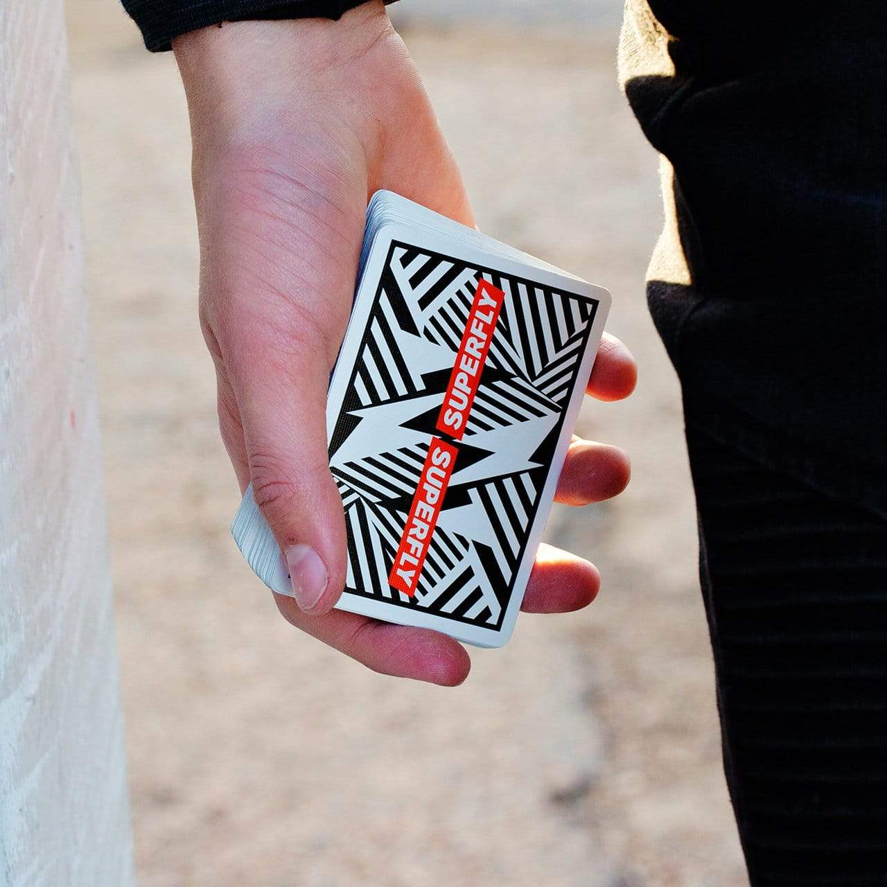 Gemini Superfly Dazzle Playing Cards Alt3