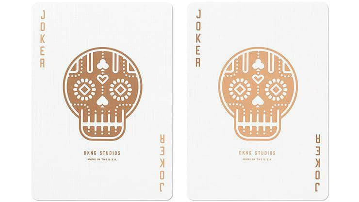 Green Wheel Playing Cards by Art of Play Alt3