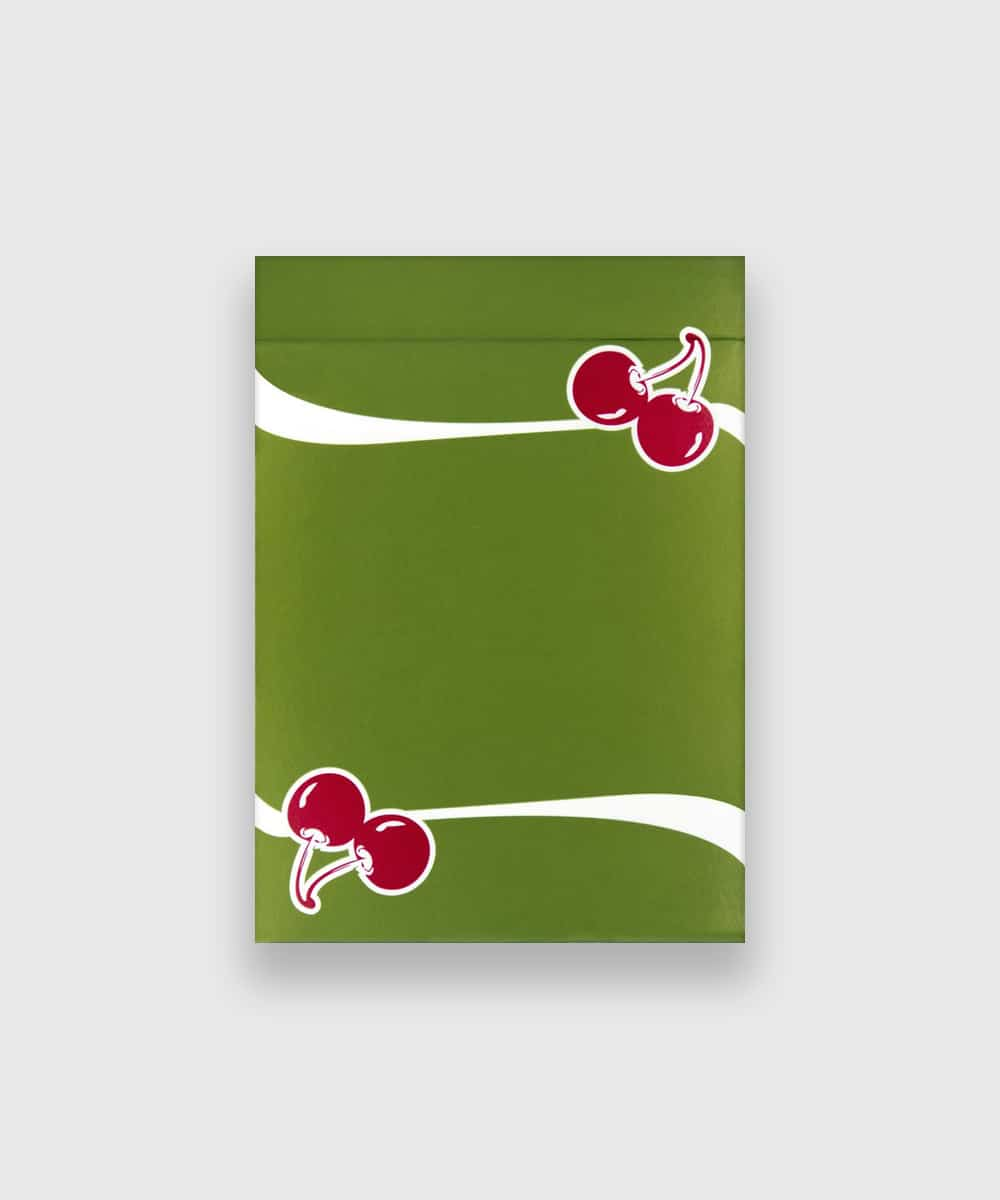 Green Cherry Casino Playing Cards Galerie