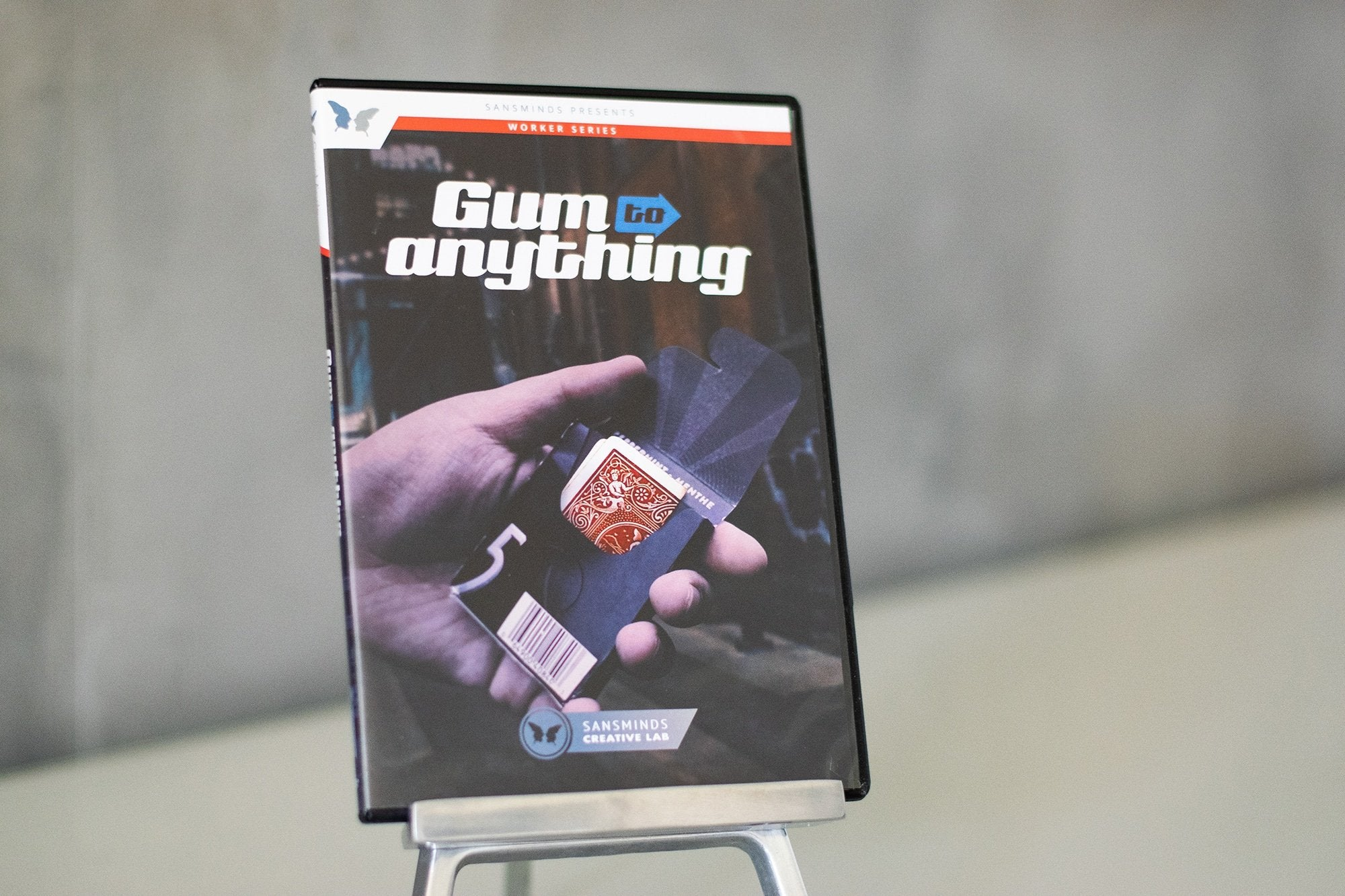 Gum to Anything Galerie