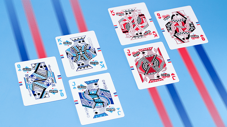 HYPER-NEON-Playing-Cards-by-Riffle-Shuffle-Alt2