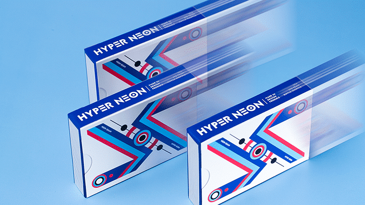 HYPER-NEON-Playing-Cards-by-Riffle-Shuffle-Alt9