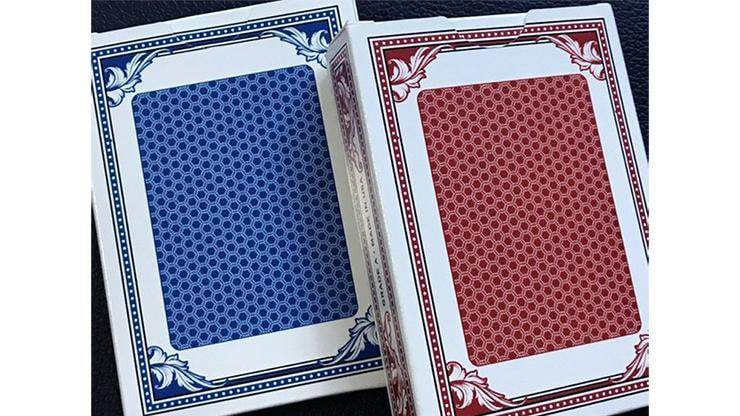 Honeybee Playing Cards Blue Elite Alt2