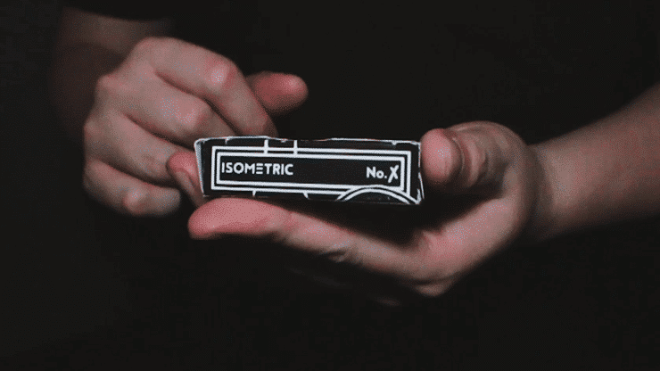 Isometric X Playing Cards Alt2
