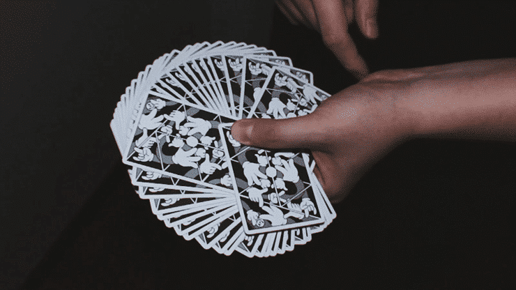 Isometric X Playing Cards Alt3