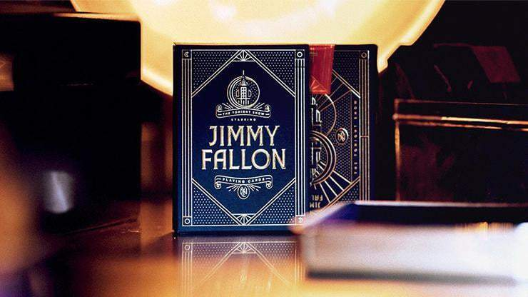Jimmy Fallon Playing Cards by theory11 Alt1