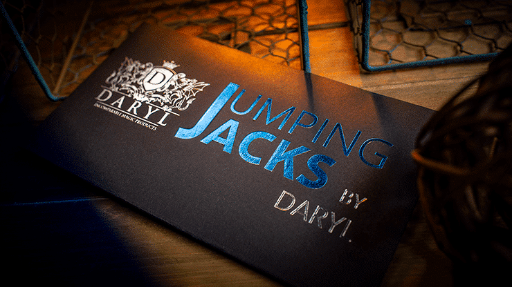 Jumping Jacks by DARYL Alt2