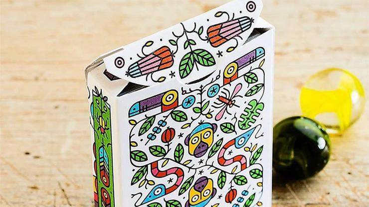 Jungle Playing Cards by Art of Play Alt2