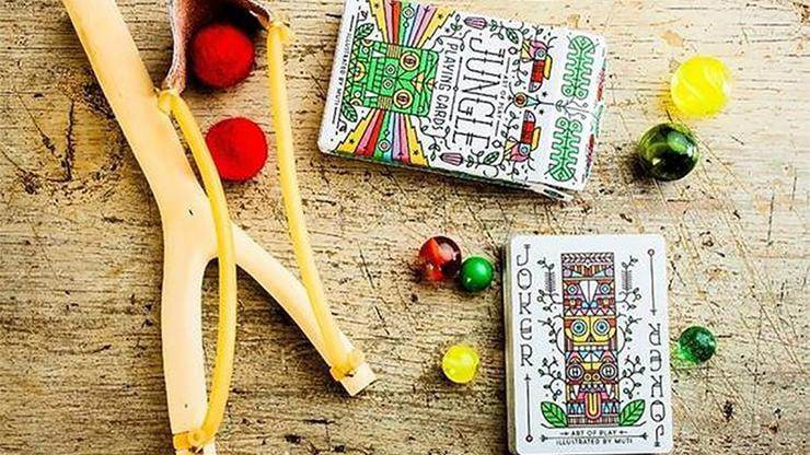 Jungle Playing Cards by Art of Play Alt3