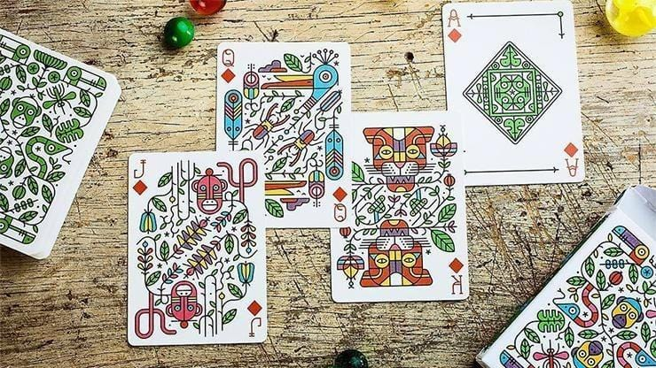 Jungle Playing Cards by Art of Play Alt5