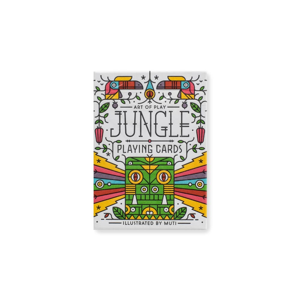 Jungle Cards
