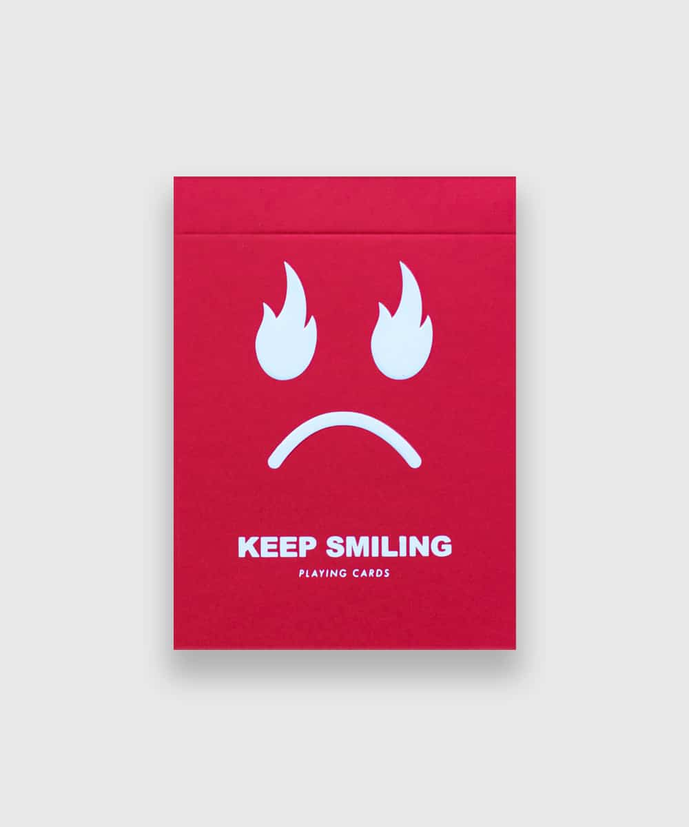 Keep-Smiling-Playing-Cards-by-Bocopo-Red-Galerie