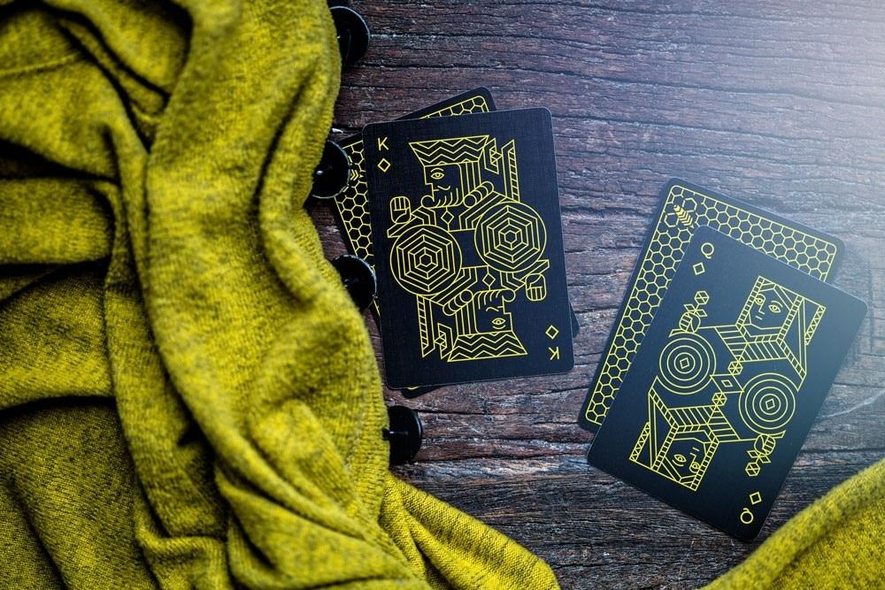 Killer Bees Playing Cards Alt2